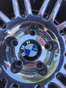 2008-2013 BMW M3 rims and tires