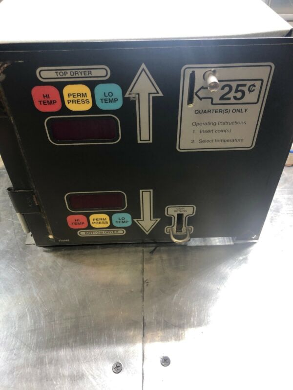 Adc Computer Controle box Complete For 330 Model Dryer 137234 112562 Key Pad
