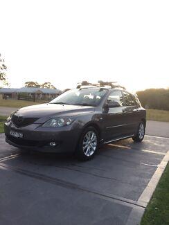 Mazda 3 maxx sport