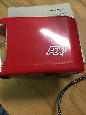 Adp The Enclosed Pencil Sharpener Requires 4aa Batteries To