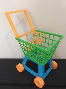 KIDS PLAY SHOPPING TROLLEY Carindale Brisbane South East Preview