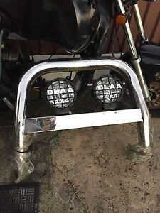 Toyota Hilux / Univeral / 4x4 / Truck Front Bull Bar Wetherill Park Fairfield Area Preview