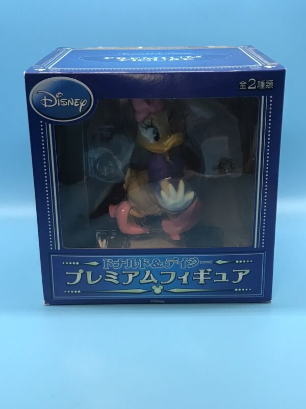 RARE Donald & Daisy Premium Daisy Duck Japanese Disney Figure (SEGA) US SELLER