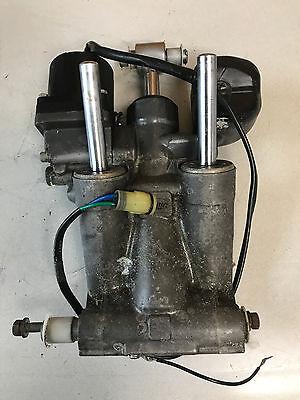 2007 Suzuki DF 140 HP 4 Stroke 2 Wire Outboard Power Tilt & Trim Freshwater MN