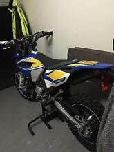 2013 husaberg 450fe near new! (swap or sell) Craigieburn Hume Area Preview