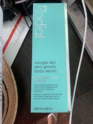 Rodial Cougar Skin Zero Gravity Body Serum