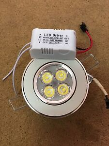 LED ceiling downlight (80 in stock) Bankstown Bankstown Area Preview