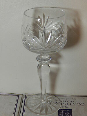 1x Edinburgh Crystal Stirling Highball Hock Wine Glass /Glasses (more available) Hock Wine Glass
