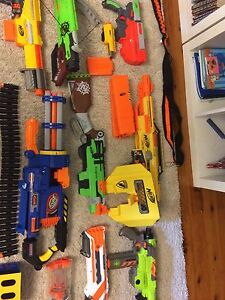 Nerf guns Warrawee Ku-ring-gai Area Preview