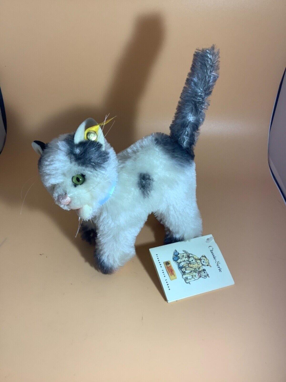 Steiff Classic Series Katze, Mohair Cat - $40.00