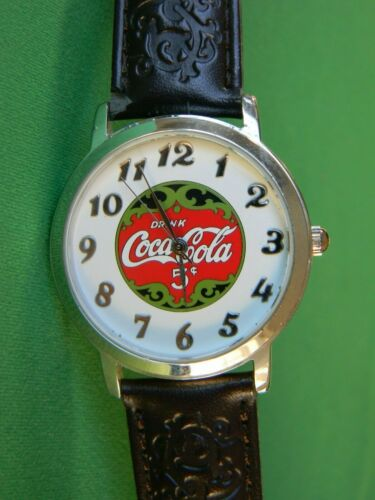Coca Cola Company 2002 Quartz Watch by Advanced Watch Company
