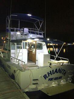 Striker Flybridge Cruiser Gamefisher Hendon Charles Sturt Area Preview