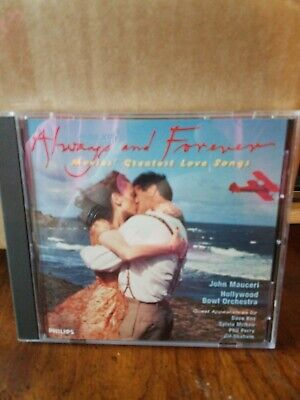 Always And Forever, Movies Greatest Love Songs Cd - Always And Forever Movie