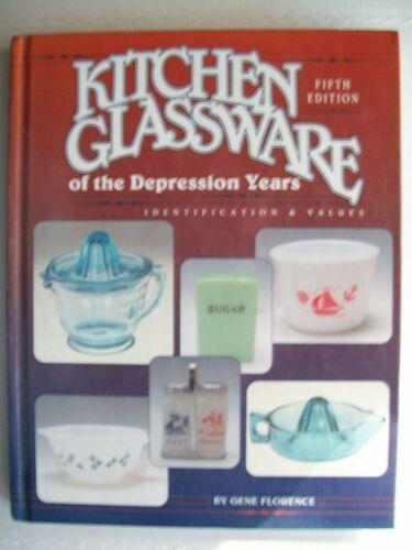 Vintage Kitchen Glassware Collector
