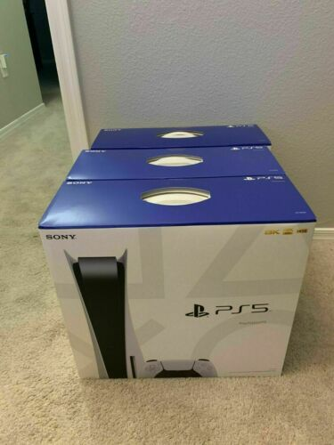 Sony PS5 Blu-Ray Edition Console (disc version) - Ships NEXT Day