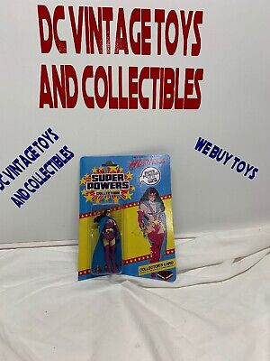 Supergirl Super Powers Mint on Card Custom The Huntress Super Friends