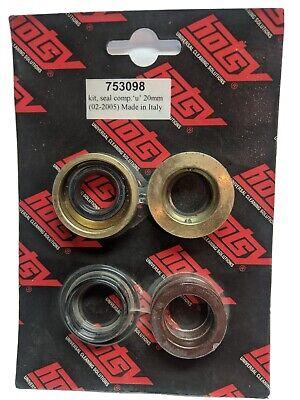 Hotsy Pump U Seal Kit 20mm Complete Kit 8.717-680.0 Alt 87176800 And 753098