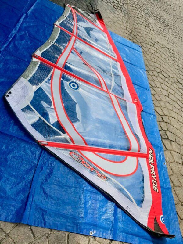 Neilpryde Core 4.1 Windsurfing Sail. EXCELLENT.