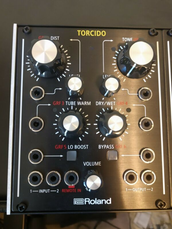 Roland Torcido tabletop /eurorack
