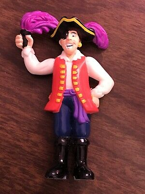 The Wiggles Captain Feathersword (2004 Spin Master The Wiggles Captain Feathersword PVC Figure Cake Topper)