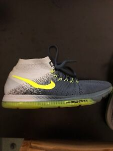 Nike Zoom All Out Flyinit running shoes (Size 10.5)