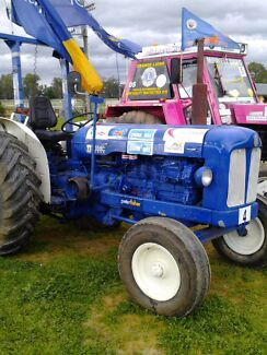 Repowered Fordson Major