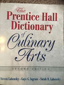 Textbook (culinary) for sale