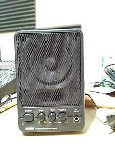 Yamaha monitor speaker MS101 Pennant Hills Hornsby Area Preview