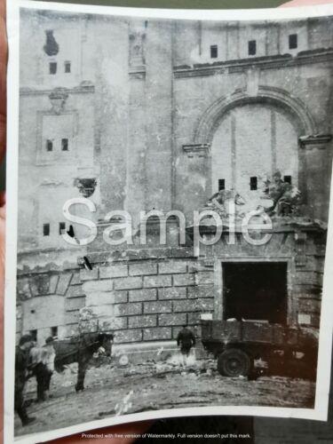 Reichstag 1945 Old historical soviet photo WW2  USSR Rare