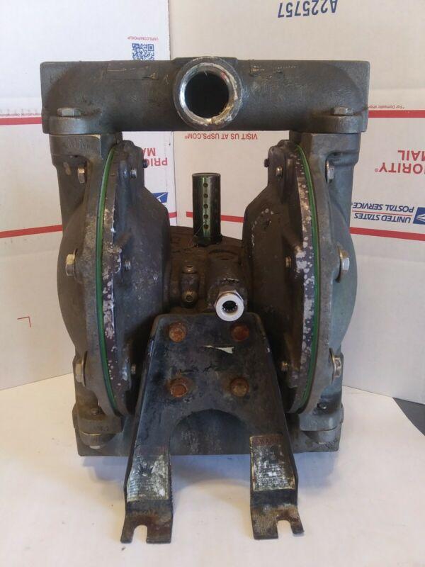 Ingersoll Rand 666101-244-C Diaphragm Pump (Rebuilt)