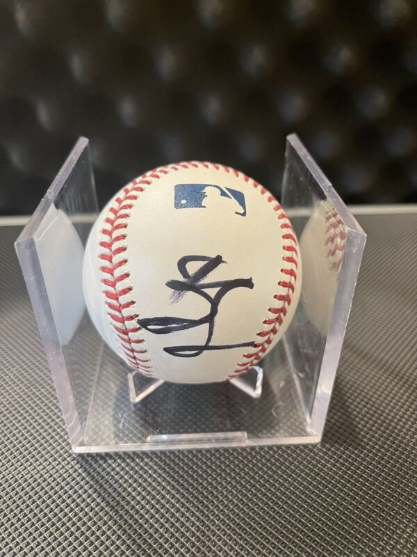 Bruce Springsteen E Street Band Signed Autograph MLB Baseball Mint Condition