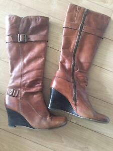 Boots size 7.5  Aldo  and call it spring 3 pairs