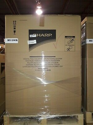 Sharp Mx-5141n Copier Pick-up Only