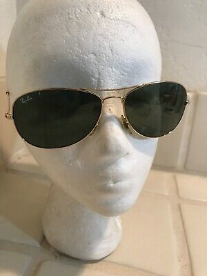 Ray Ban Gold Aviator Sunglasses All Original (All Gold Sunglasses)
