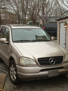 2001 Mercedes Benz ML430