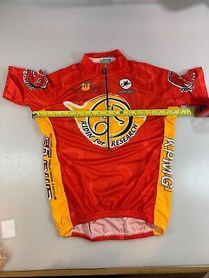 Squadra Castelli Cycling Jersey Medium M (6425-4) 5e96af201