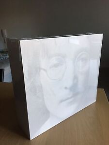 John Lennon Box of Vision - Unopened Turner North Canberra Preview