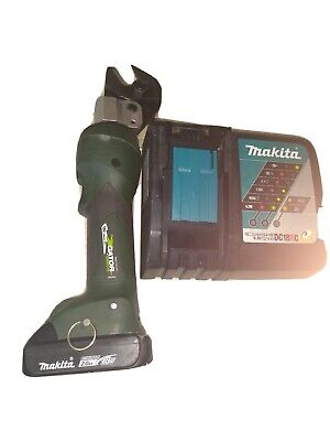 Greenlee Gator Es20x Battery Cutter With Battery And Charger