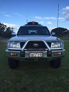 Toyota Land Cruiser Beaconsfield Fremantle Area Preview