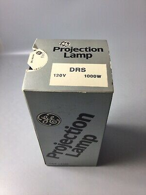 GE General Electric DHT 115-120V 1200W Projector Lamp Projection Light Bulb