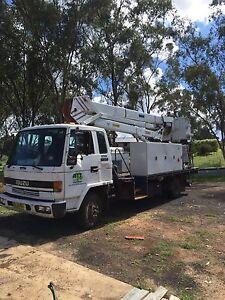Isuzu truck mounted EWP Inverell Inverell Area Preview