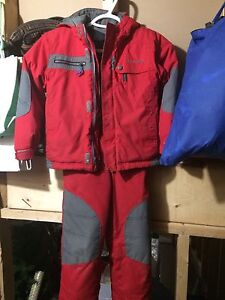Boys 6/7 Columbia snow suit