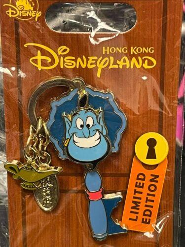 Disneyland HKDL 2019 Aladdin Genie Key Disney Pin LE400