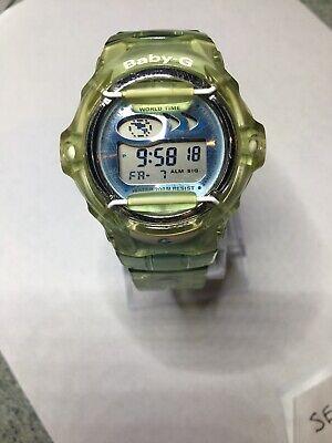 "CASIO "" BABY G"" Womens Digital Watch- Looks & Works Great!"
