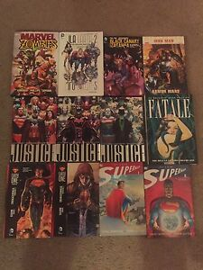 Brand new hardcover graphic novels cheap!!