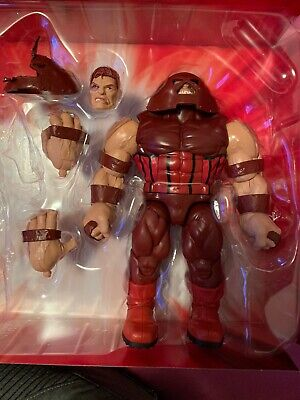 JUGGERNAUT - Marvel Legends 80 Years Colossus  2 Pack 100% Complete LOOSE - NEW