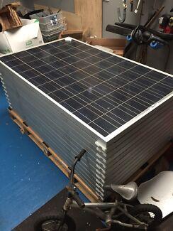 9 x Solar Panels 230W each