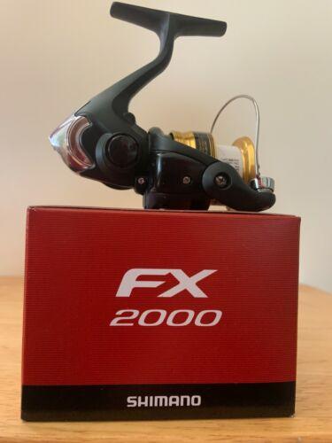 SHIMANO FX2000 FC SPINNING REEL