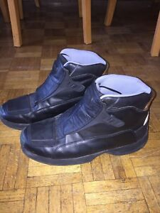 BMW Motorcycle Boots size 10.5