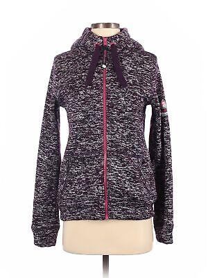NWT Superdry Women Purple Jacket S